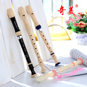 Chi Mei brand eight hole 8 hole German soprano clarinet students 6 Hole children learning clarinet