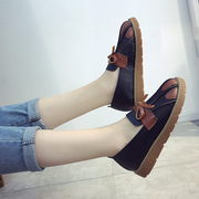 2017 new Korean students Doug shoes shoes ulzzang source of children autumn wind all-match small leather shoes