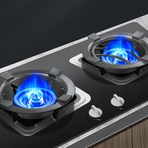 Gas stove wind shield Household gas stove holder Juhu reflection energy-saving circle Universal non-slip pot bracket occlusion plate