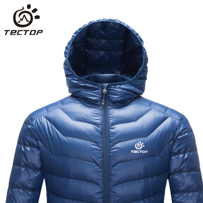 TECTOP/Exploration of Outdoor Down Garment in Autumn and Winter