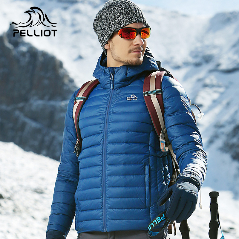 Bercy and outdoor down jacket for men and women