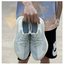 Og yeezy luxury coconut shoes men 350 authentic official website all over the sky star Putian sports summer ventilation