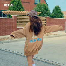 MLB 19 Early Autumn New Fashion Loose Leisure Men's and Women's Dock Sanitary Clothes-31MT05941