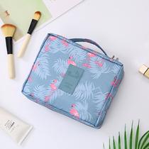 Home poor travel portable wash bag make-up bag cosmetics storage bag large capacity multi-functional suitcase