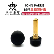 JP 檯 club sent John Parris tail hole protection sleeve snooker anti-bump protection sleeve enchator