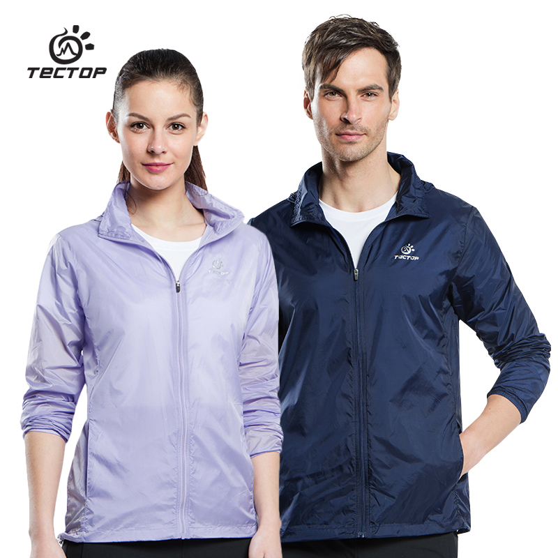 Exploring outdoor sun protection clothing for men and women skin clothing light sun protection clothing summer jacket breathable sports skin windbreaker