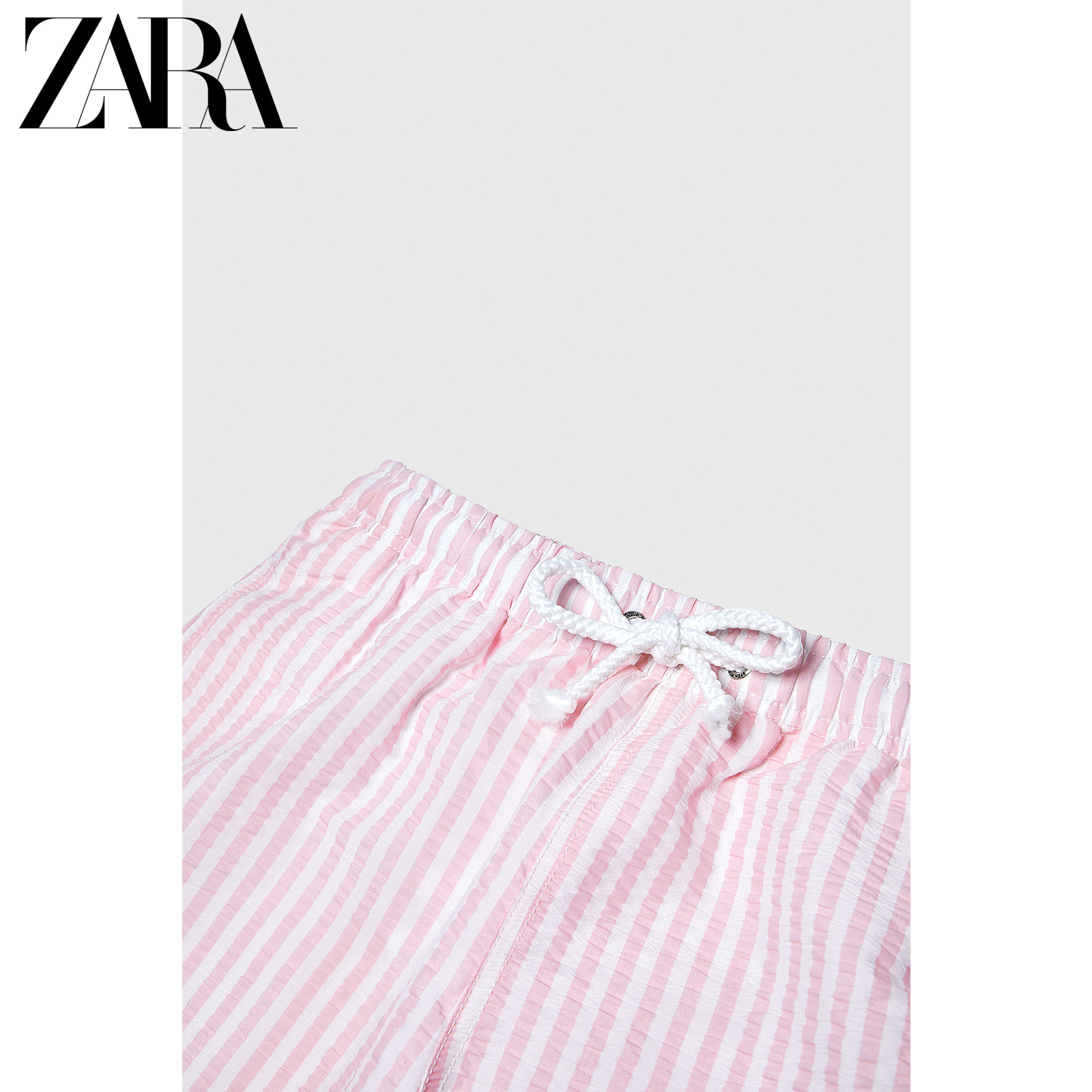Zara new men's foam texture swimwear 08574404620