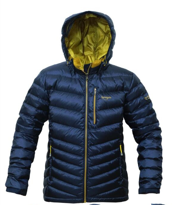 Genuine KAWADGARBO HARD DOWN JACKET Down Men