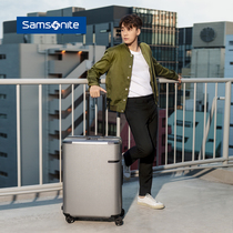 Samsonite Samsonite trolley case boarding suitcase Li Yi Feng with paragraph 20 25 28 inch DC0