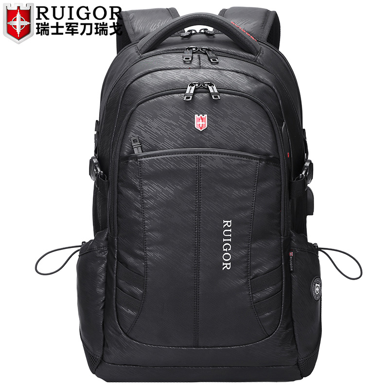Regal Swiss Sergeant Knife 2020 new travel backpack male large-capacity business computer bag backpack female Switzerland