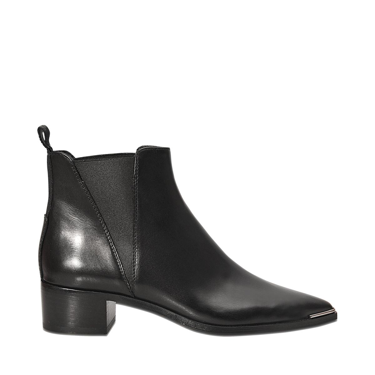 Acne Studios Exni Flat-soled Boots, Thick heels and Ankle Shoes Fashion Women's Shoes