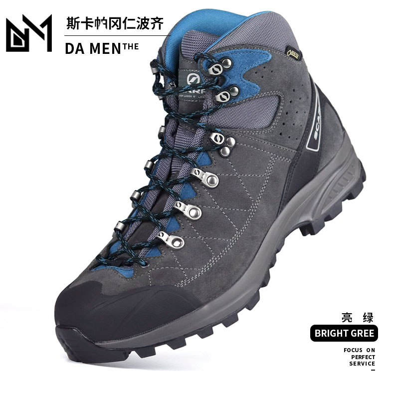 Scarpa Scarpa Kailash Trek GTX Gunnbozzi mens and womens outdoor hiking shoes 19 new