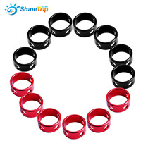 Tent canopy wind rope buckle round stop ring fixed buckle stop slip ring ring round stop ring