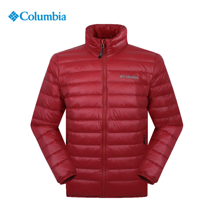 [Clearance] 17 autumn and winter Columbia Columbia down jacket men outdoor water repellent warm PM5399