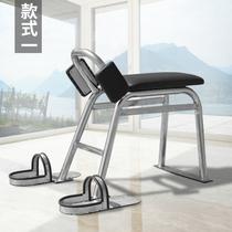 Beijing Air Force Hospital Liu Yishan New Medical orthopedic chair Chiropractic reset chair Lumbar spine cervical spine reset stool Bone chair