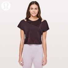 Ms. LululemonNo Inhibitions Sports T-shirt LW3CGDS
