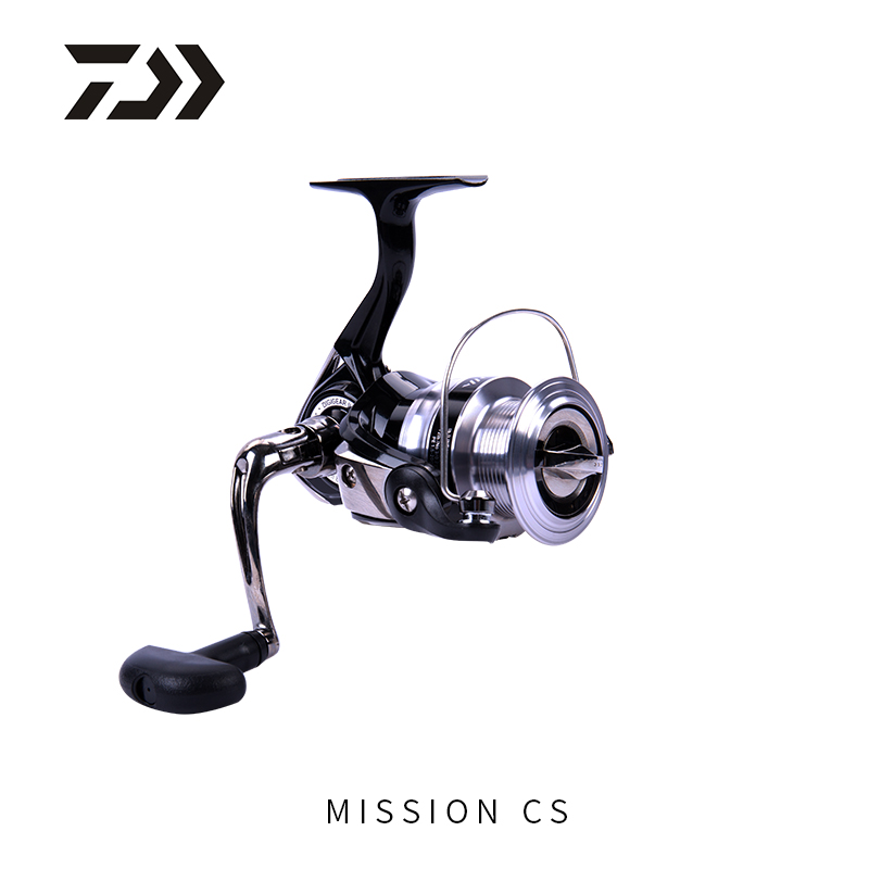 DAIWA Da Ywa MISSION CS No gap metal wire cup spinning wheel fishing wheel Asian wheel Fishing reel