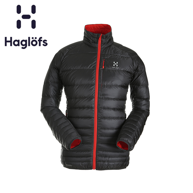 Haglofs matchstick men's outdoor lightweight warm down jacket 603063 Haglofs matchstick men's outdoor lightweight warm down jacket 603063