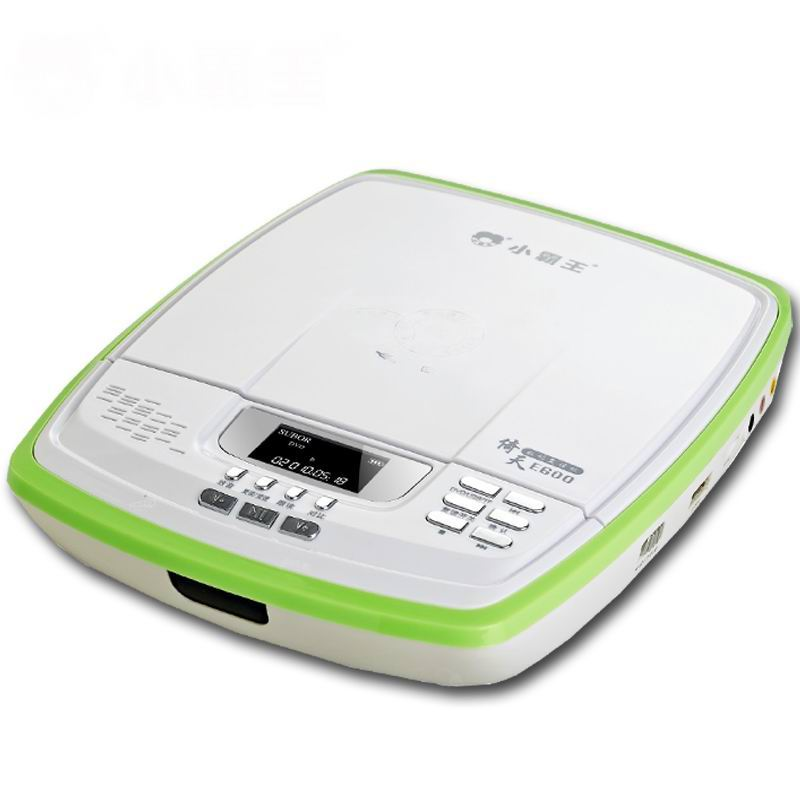 Subor/Xiaobawang E600 Digital DVD CD-ROM Repeater VCD/CD TF Card U-Disk English Learning Machine