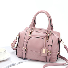 Fashion Handbags New Boston Pillow Bag in Spring and Summer of 2018