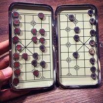 ! Убейте пластину в любое время - путешествие портативный легкий укладки малых китайских шахмат
