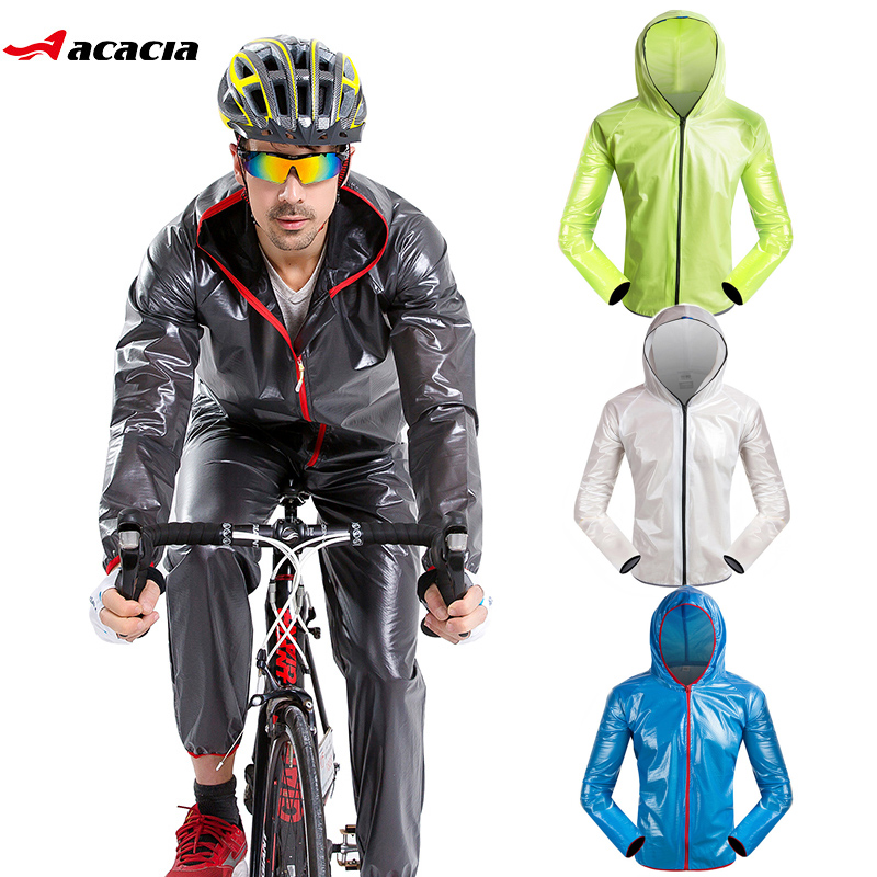 Bicycle Rainwear Electric Vehicle Battery Car Takeaway Rainwear Mountain Bicycle Rainwear Suit Separate Skin Clothes for Men and Women