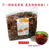 Great Master Fruit Granule Tea Lover Paris Champs Elysees Packing Flower and Fruit Tea 500g Super Cost-effective Packing