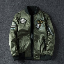 MA1 Jacket for Male American Pilot Baseball Suit in Autumn and Winter