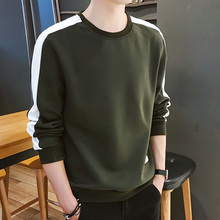 2 long-sleeved t-shirts, men's new spring and autumn clothes of 2019