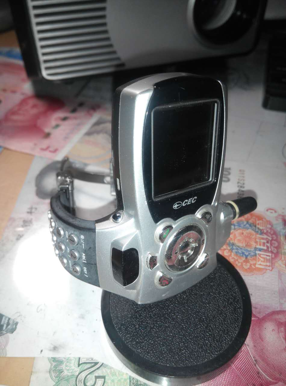 [Secondhand products]Telecom watch mobile phone CDMA all good!