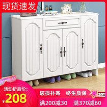 Shoe cabinet home door large-capacity shoe rack to collect Yang Yuna cabinet European-style Xuanguan cabinet shoe cabinet storage space
