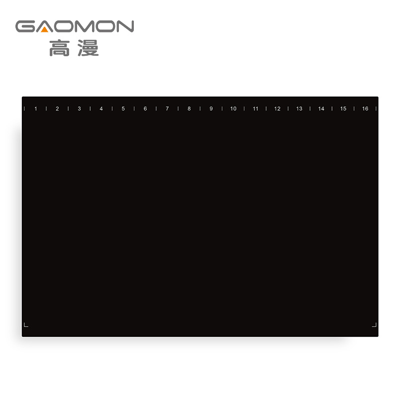 Gao Man 1060pro Digital Plate Web Drawing Board Hand Drawing Board Handwriting Board Original Imitated Paper Film