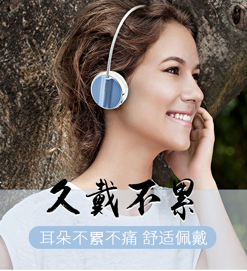 Rapoo/Rapoo H6020 Wireless Bluetooth Headset Headset Sports Running Headset Computer Mobile Universal