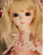 BJD SD Hani soom DOD Volks doll doll yosd AI eye makeup bag mail send