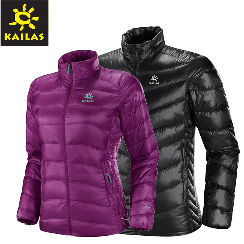 Counter section Kaile stone ultra light ribs down jacket jacket 700 Peng male KG310064 female KG320064