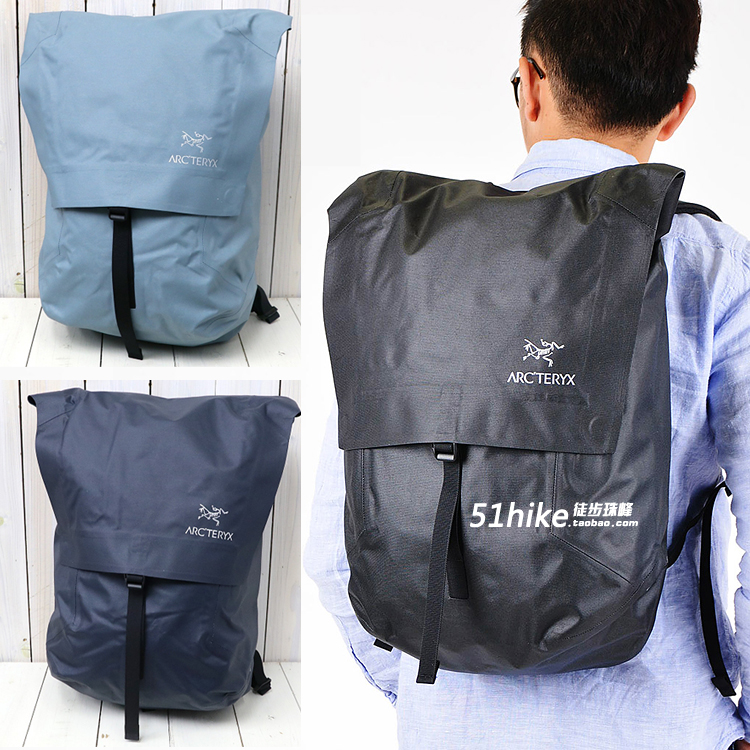 Clearance Specials ARCTERYX / Archaeopteryx Granville 25L 18749 Waterproof Shoulder Daily Backpack