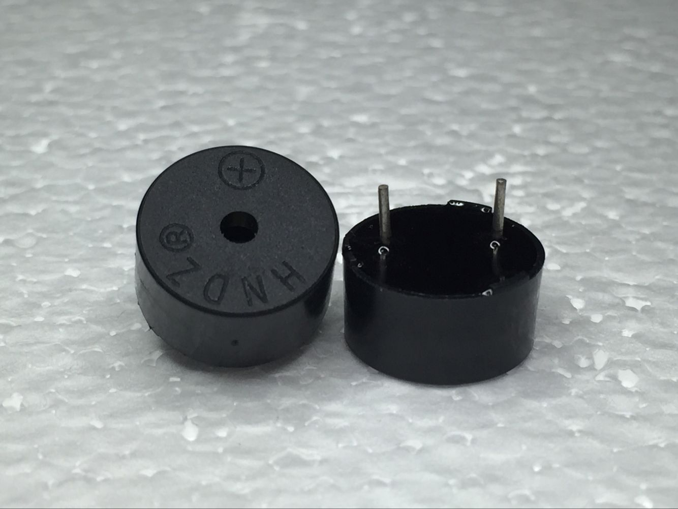 Huaneng Electron Piezoelectric Active Buzzer HND-1407B Voltage 5V 6V Continuous Sound Low Current 8MA