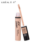 LEDEAL/ Ling point silk slip Concealer liquid / stick to cover dark circles, pox and India, hidden pores, lip base cream