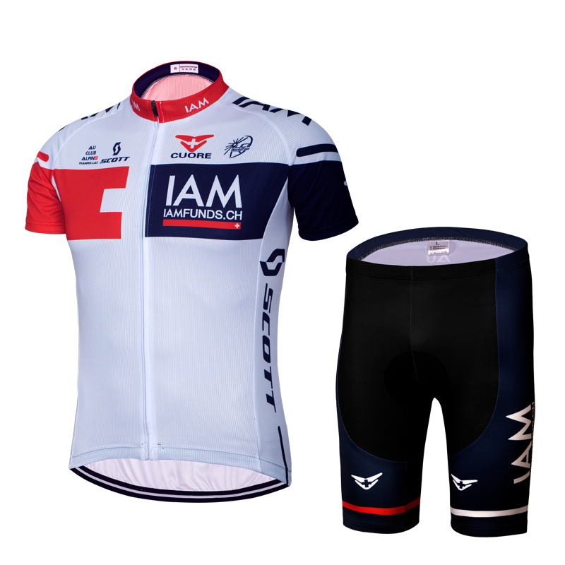 Special package 16IAM cycling suit, short sleeve suit, short jacket, shorts, summer cycling equipment batch zero