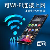 Ультра тонкий всесторонний сенсорный экран мп6 умный вифи мп4 доступ в интернет мп3 студент МП5 плеера блуэтоотх