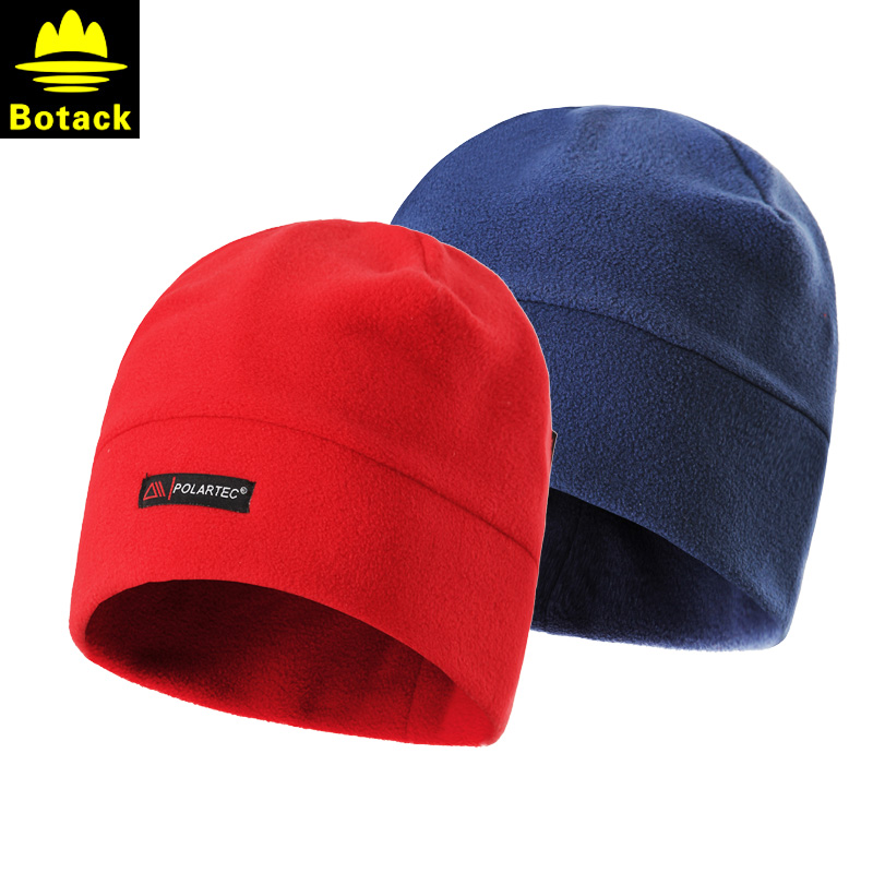 Bout Outdoor Sports Cap Skiing Double-sided Fashion Leisure Grab Suede Cap Men and Women's Cycling Cap Mountaineering Cap