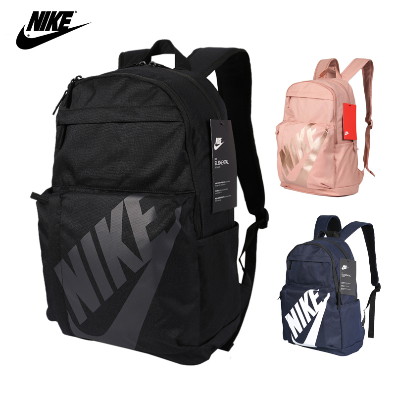 Nike Nike backpack junior high school student bag new men's and women's travel computer bag ba5381 5876