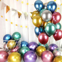 New Jingyi Wedding Party Proposal Scene of 25 Marriage Decorations for Children's Birthday Metal Balloons