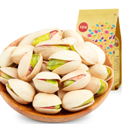 Becheery pistachio nuts nuts roasted bagged snacks 100g pregnant flavor without bleaching
