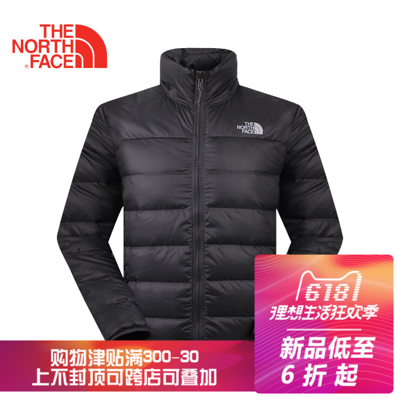 [Classic]TheNorth Face Men's Outdoor Waterproof Lightweight Down Jacket 368U/2XXJ