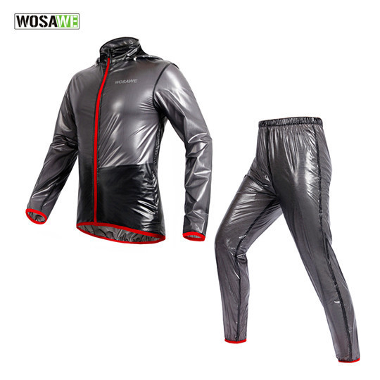 Cycling Wear Male Separate Rainwear Rainwear Suit Outdoor Hiking Skin Windswear Mountain Bicycle Equipment New Products