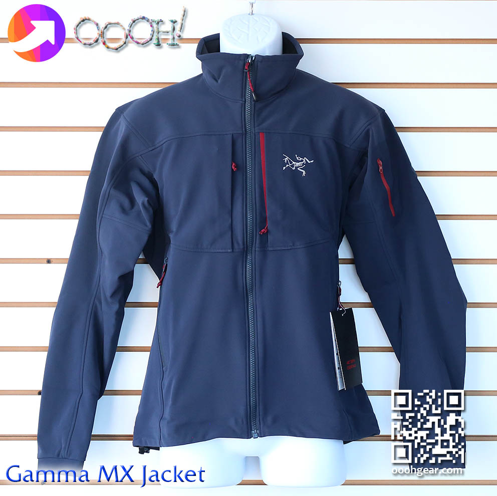 [OOOH] Spot 17 Arc'teryx Archaeopteryx Gamma MX Jacket Men's Soft Shell