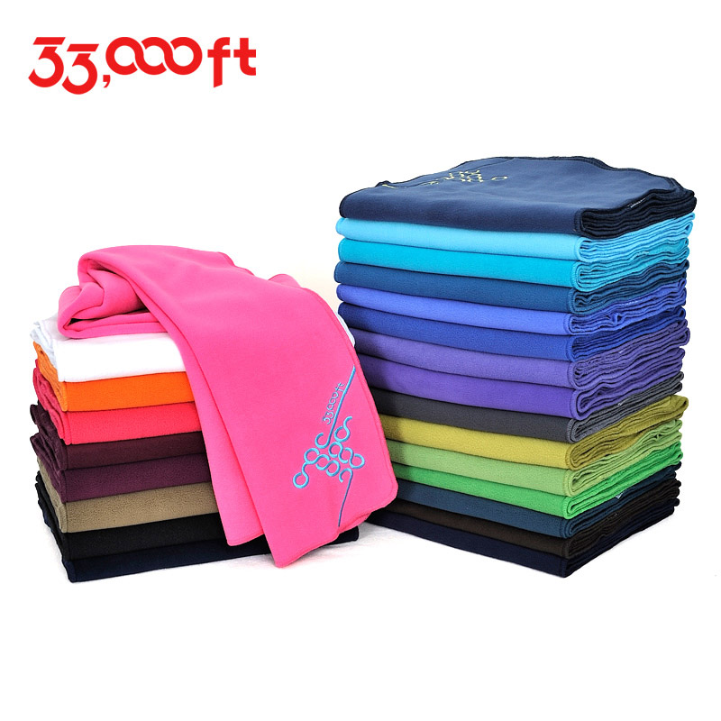 33000ft outdoor professional scarf Fashion outdoor equipment Fleece scarf Multi-color optional