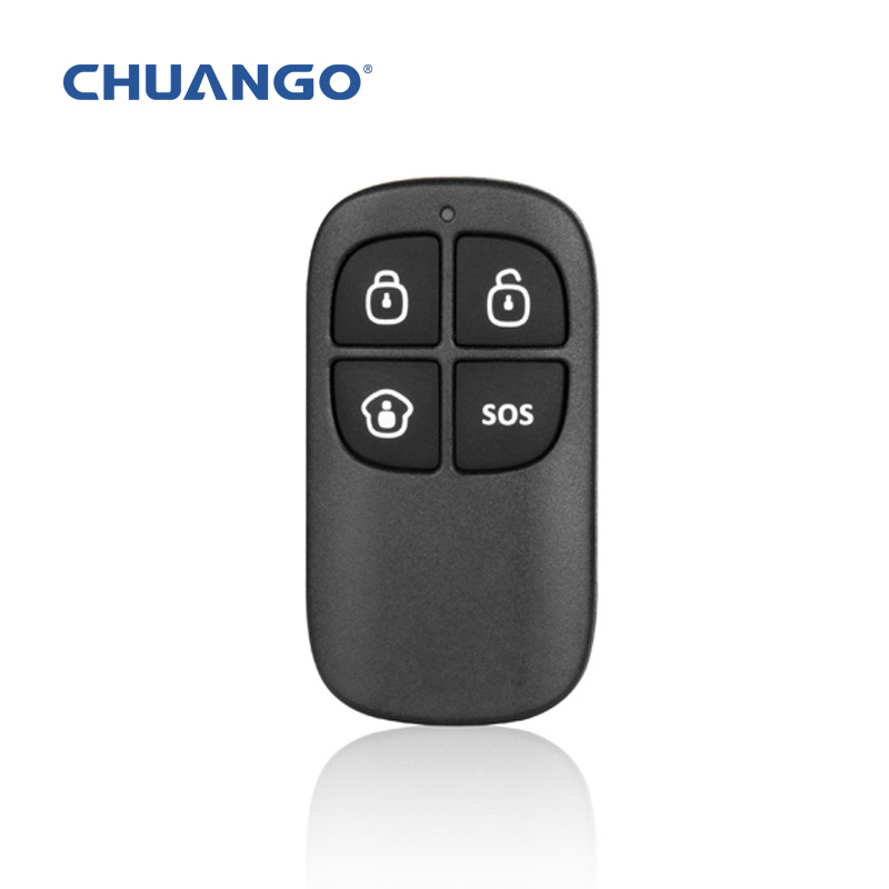 Chuanggao Security Smart Wireless Remote Controller Companion Windows and Door Burglar Alarm RC-80