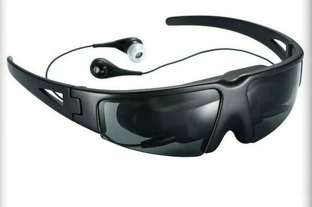 The new FPV video glasses fpv 5.8G aerial image transmission AV input The first perspective over sight glasses